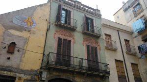 El albergue de la Fundació Bonanit, la casa de Sant Auguri (Foto: Marc Busquets).